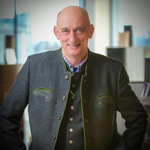 Max Kovar Geschäftsführer